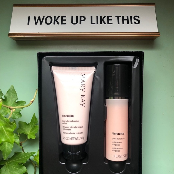 Mary Kay Makeup Pore Minimizer Microdermabrasion Set Poshmark
